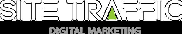 Site Traffic Digital Marketing Logo