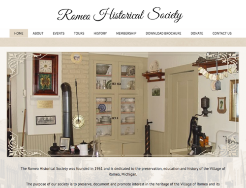 Romeo Historical Society